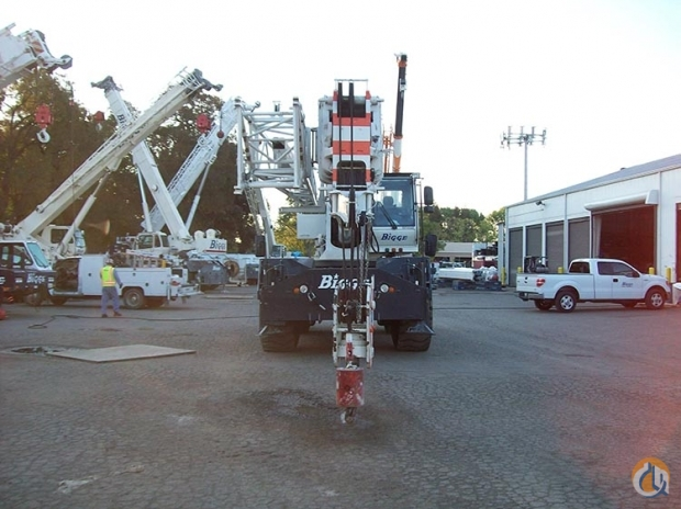 2013 Zoomlion RT60 Crane for Sale in Houston Texas on CraneNetworkcom