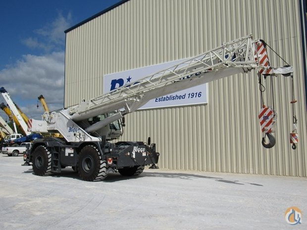 2013 Zoomlion RT65 Crane for Sale in Houston Texas on CraneNetworkcom