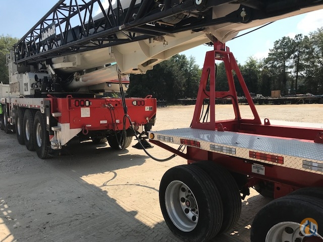 Link Belt ATC-3210 Crane for Sale in Lancaster South Carolina on CraneNetwork.com