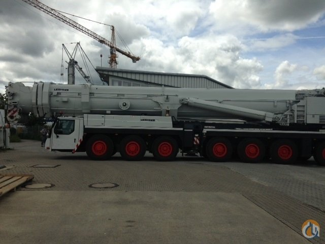2014 LIEBHERR LTM1500-8.1 Crane for Sale on CraneNetwork.com