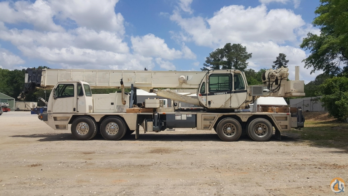 Terex T560-1 Crane for Sale in Lancaster South Carolina on CraneNetwork.com