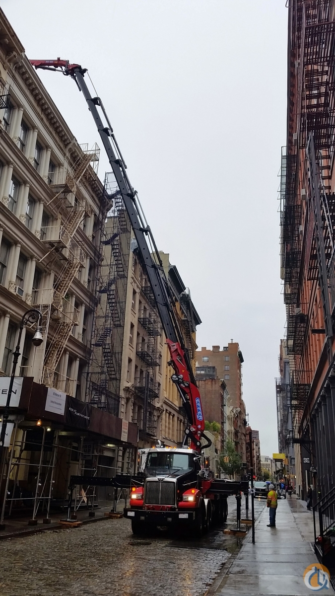2015 EFFER 1855 Crane for Sale in Newark New Jersey on CraneNetwork.com