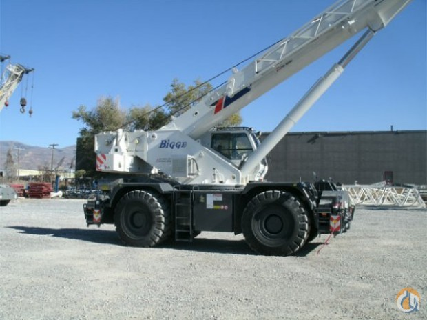 Zoomlion RT65 Rough Terrain Cranes Crane for Sale 2014 RT65 Zoomlion  in Houston  Texas  United States 187423 CraneNetwork