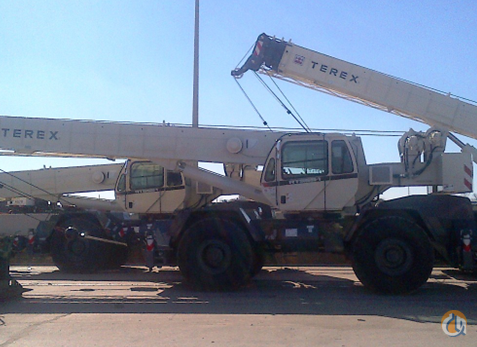 TEREX Mobile Crane _ RT 555 Crane for Sale on CraneNetwork.com