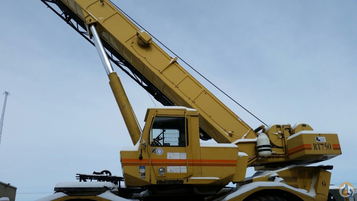 Grove RT750 Crane for Sale or Rent in Fisher Illinois on CraneNetwork.com