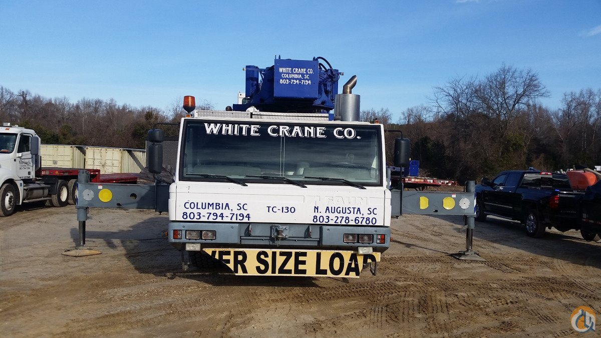Tadano ATG-110 Crane for Sale in West Columbia South Carolina on CraneNetworkcom