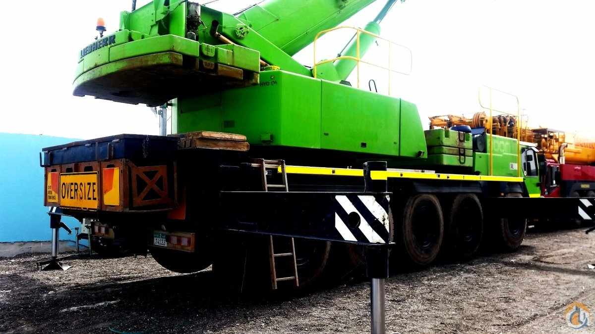 Liebherr LTM 1100-2 For Sale Crane for Sale or Rent in Abu Dhabi Abu Dhabi on CraneNetwork.com