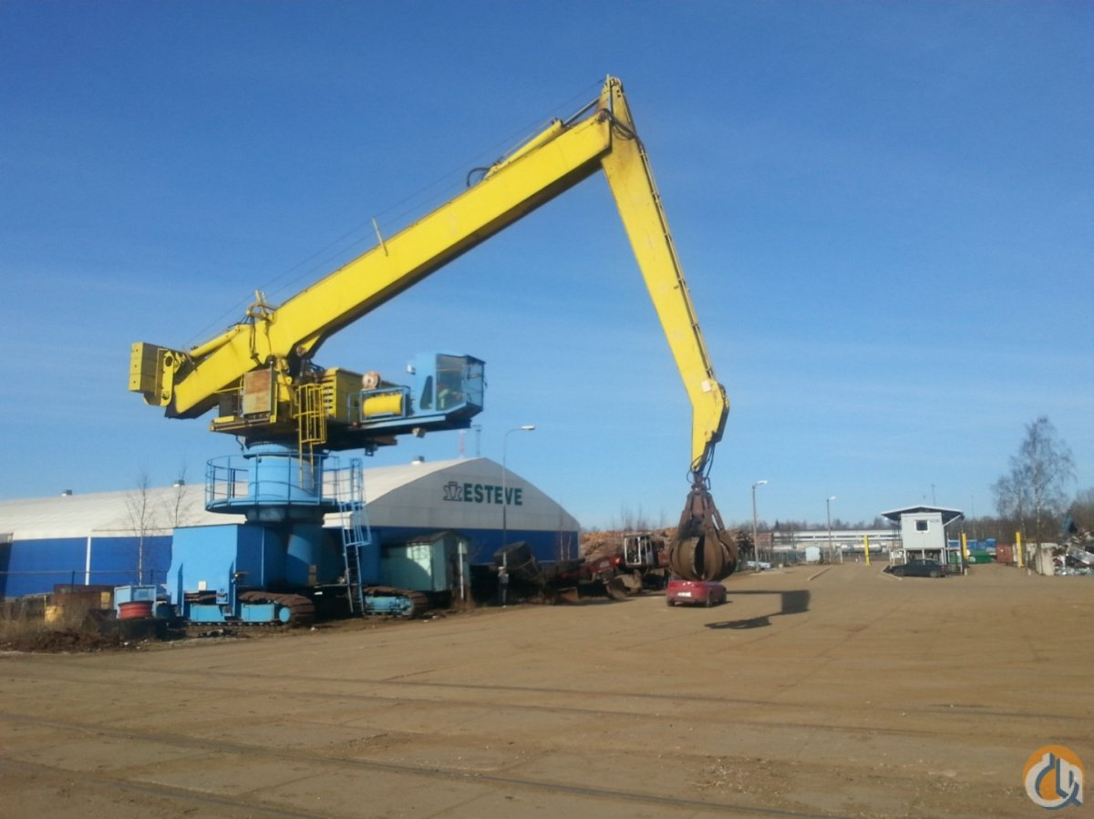 Balance crane KSR A6150 Crane for Sale in Paldiski Harju County on CraneNetworkcom