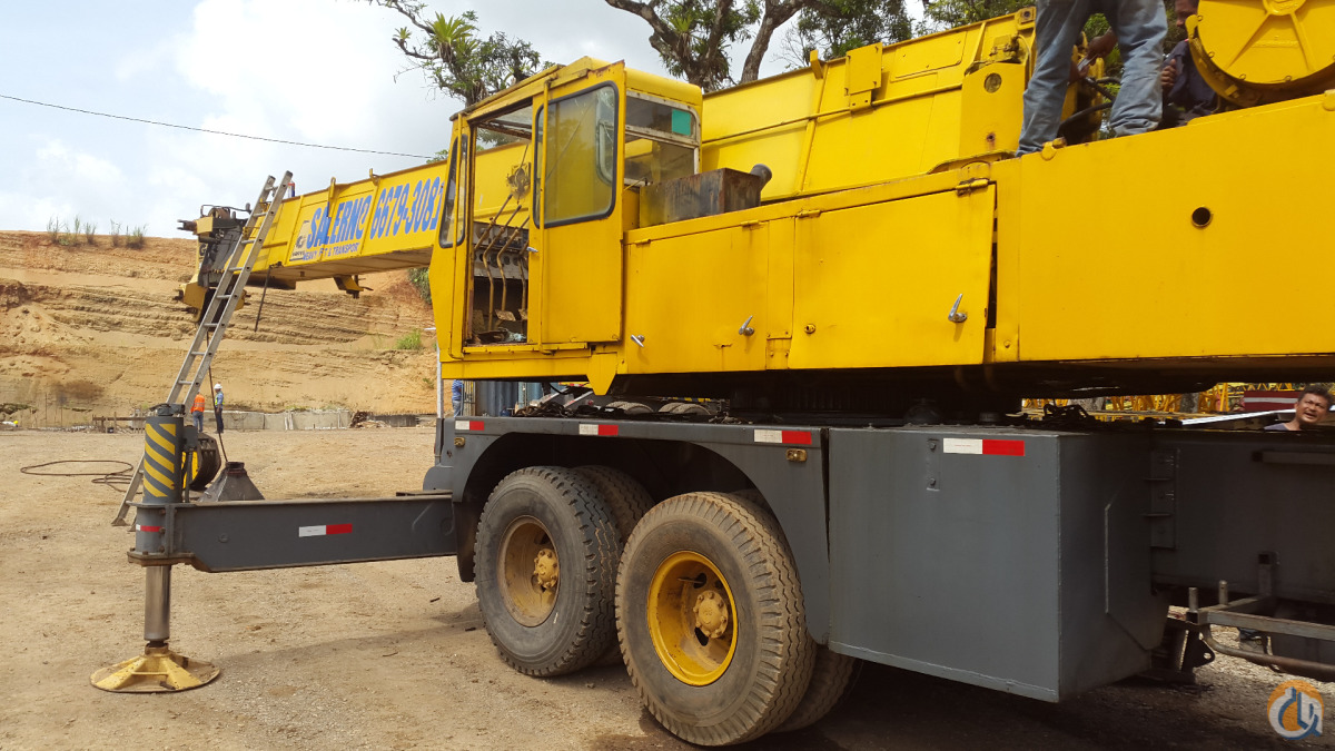 GROVE TMS300E TRUCK MOUNTED CRANE Crane for Sale on CraneNetwork.com