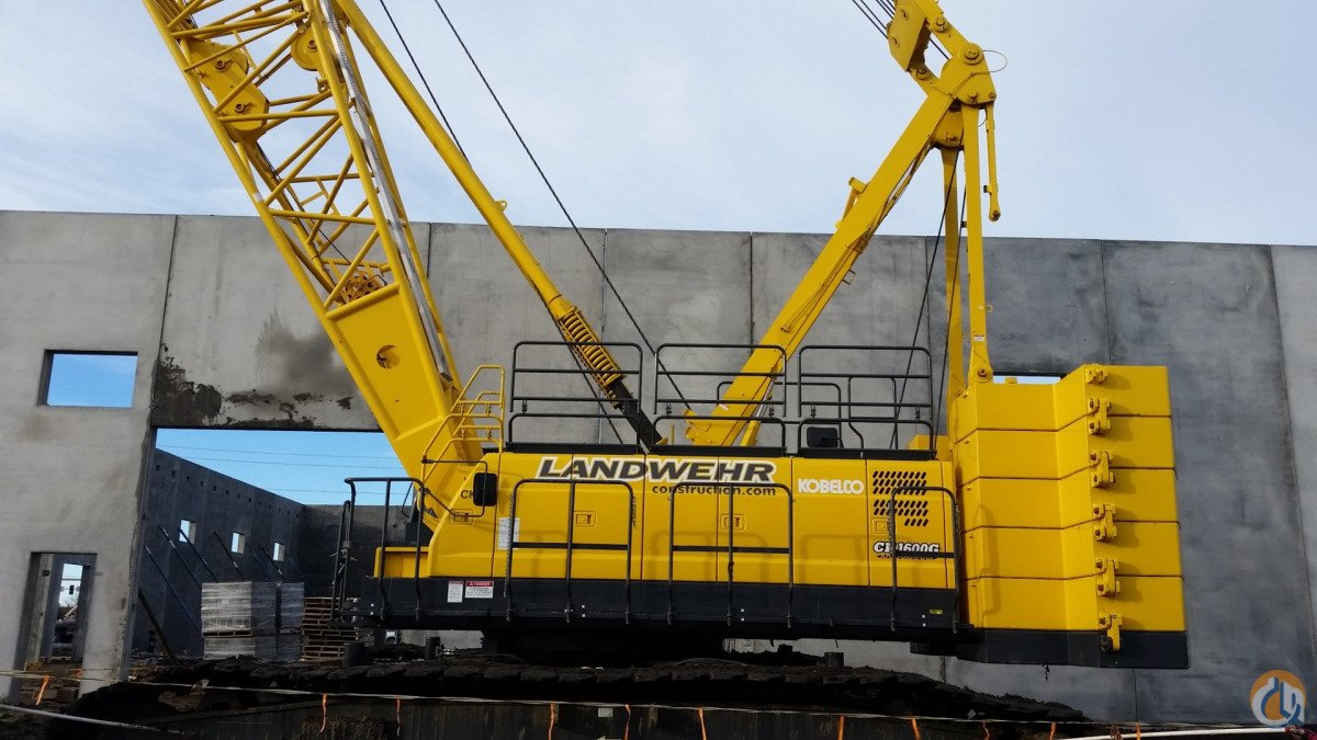 Kobelco 1600G Crane for Sale or Rent in Minneapolis Minnesota on CraneNetwork.com