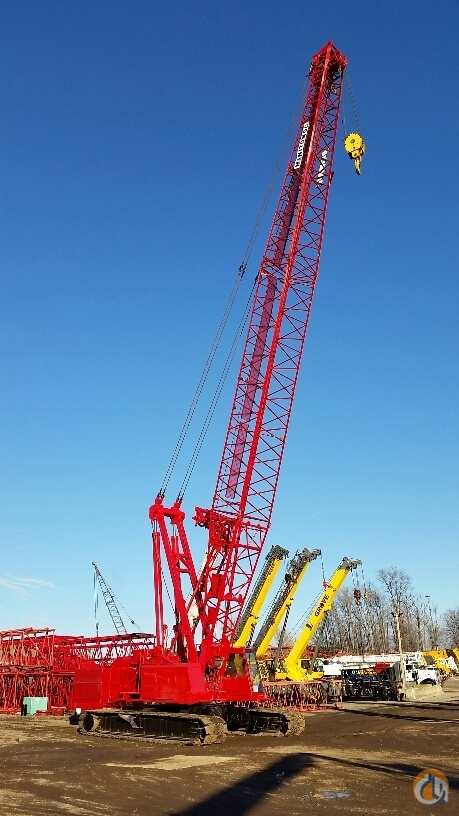 1999 Manitowoc 777S2 Crane for Sale in Cleveland Ohio on CraneNetwork.com