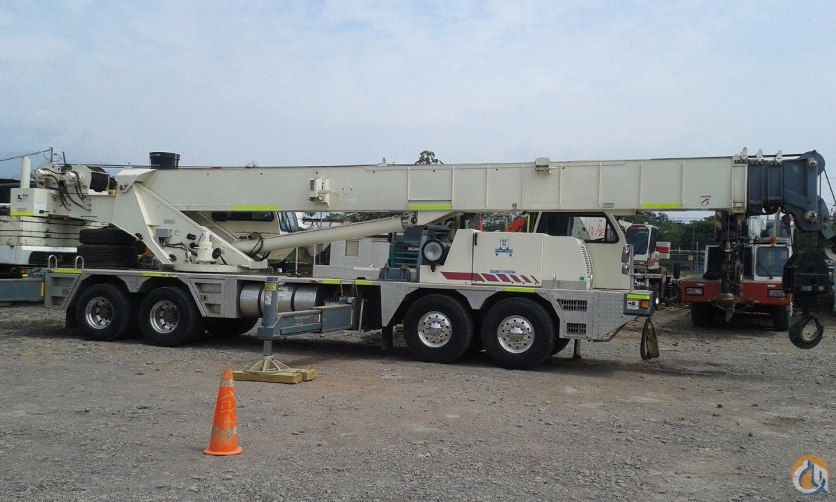 Terex T775 Crane for Sale in Bogot Bogota on CraneNetwork.com