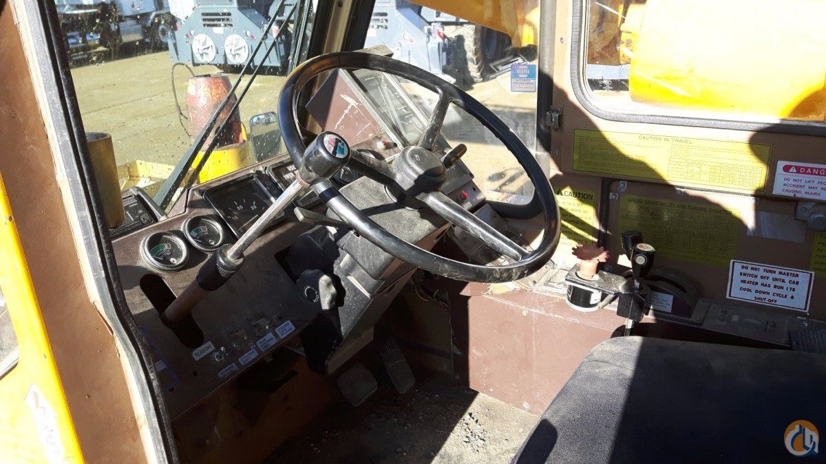 Sold 1996 TADANO RT280XL Crane for  in Nisku Alberta on CraneNetwork.com
