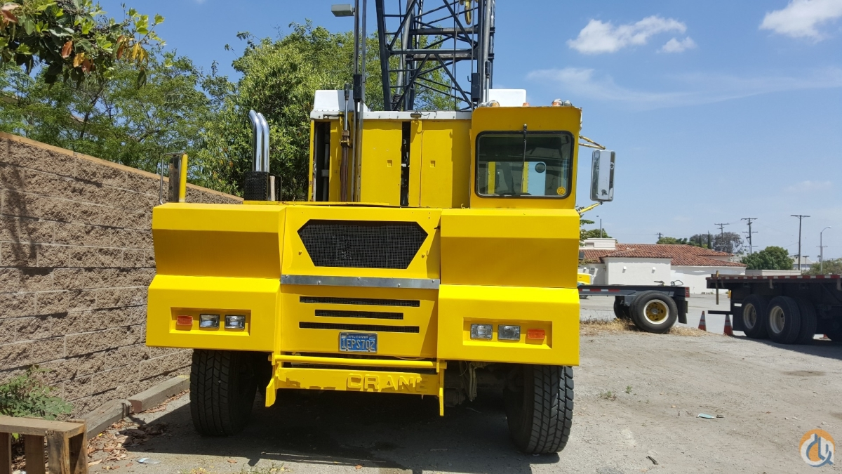 1981 American 8460 Crane for Sale on CraneNetworkcom