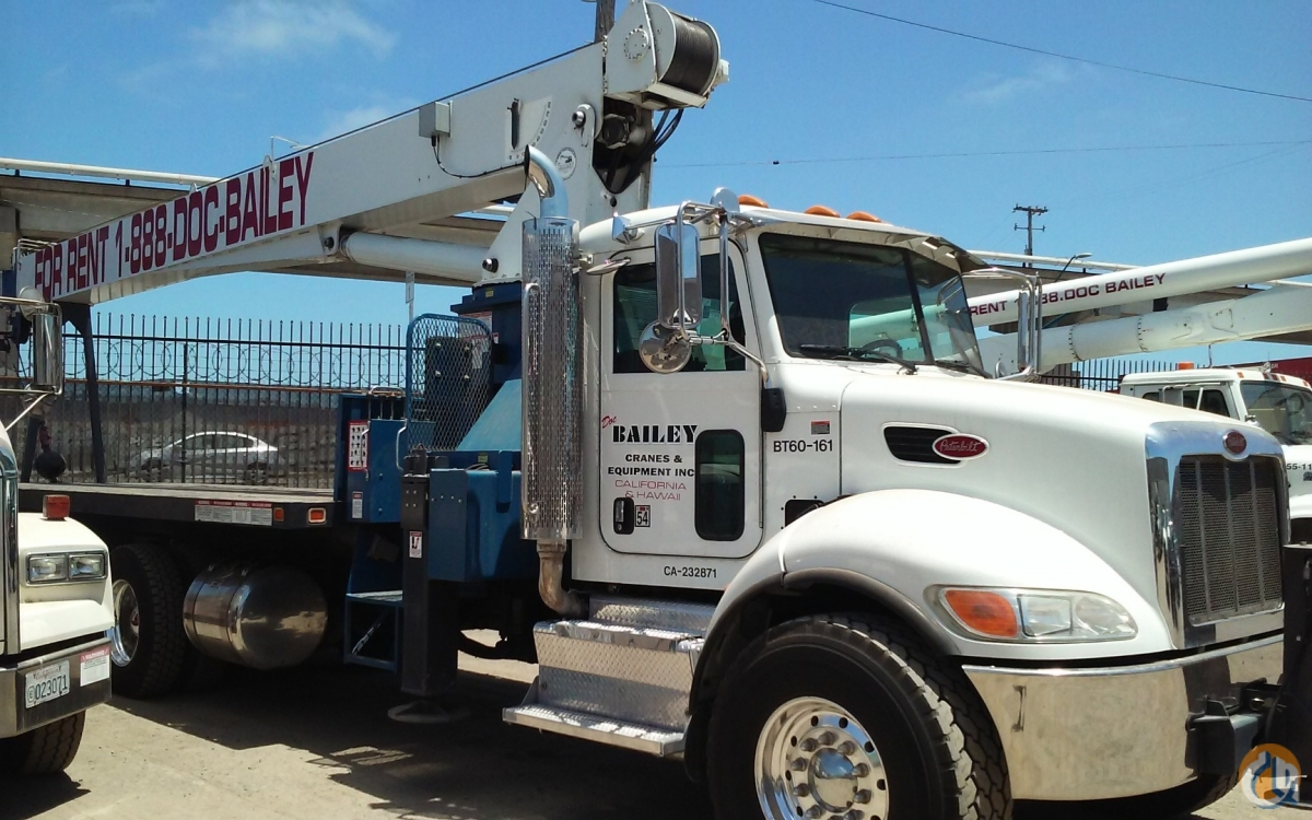 Nice Boom Truck Crane for Sale in Oakland California on CraneNetwork.com
