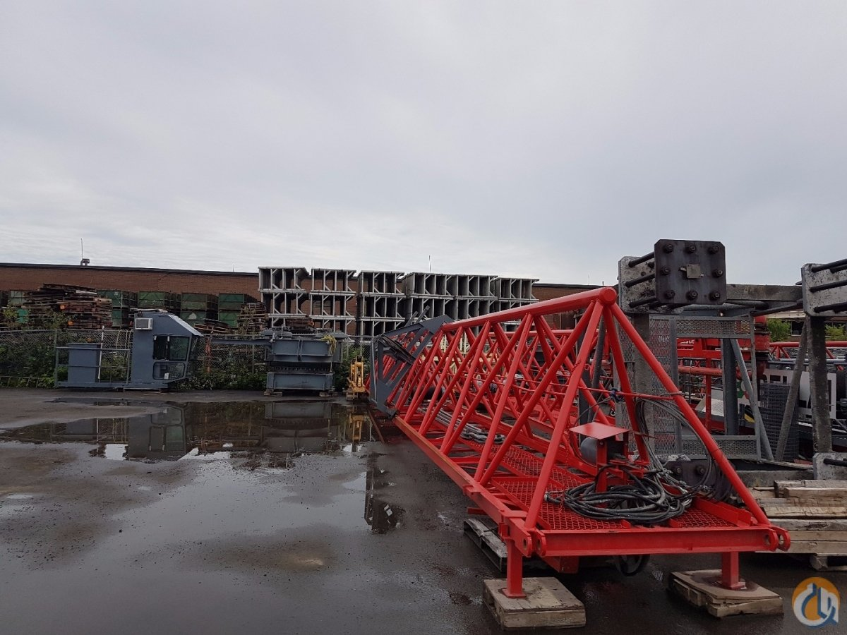1973 Pecco PC1400 Crane for Sale in Ottawa Ontario on CraneNetwork.com