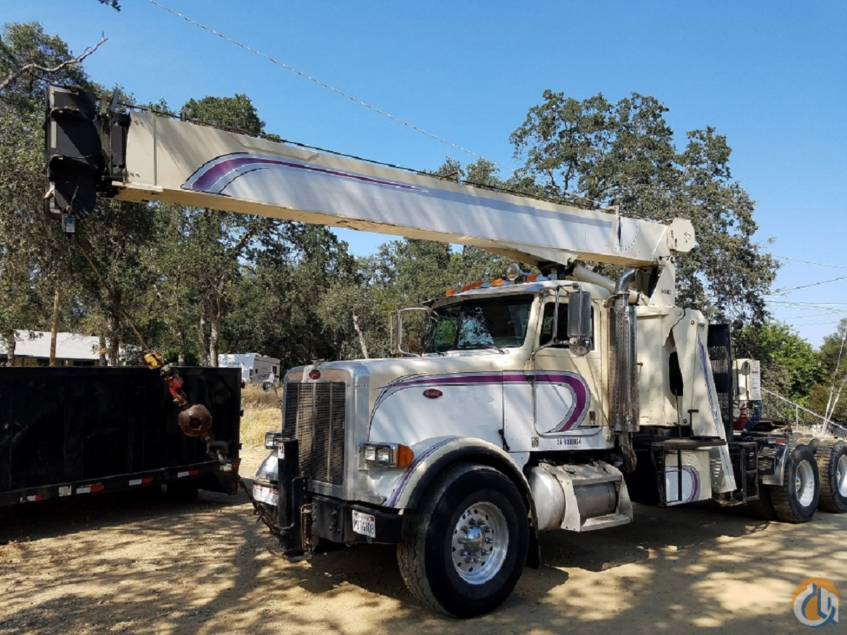 2005 National 600D Tractor Mount Crane for Sale or Rent in Stockton California on CraneNetwork.com
