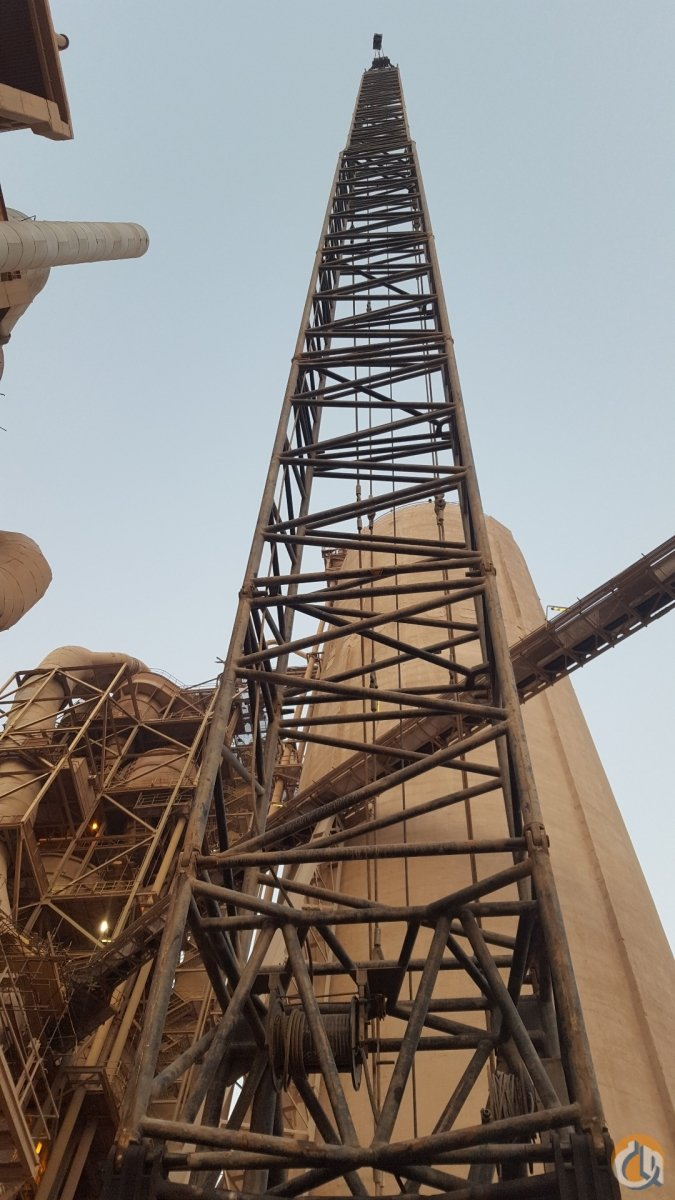 1979 LG 1300 Crane for Sale in 10th of Ramadan City Ash Sharqia Governorate on CraneNetwork.com