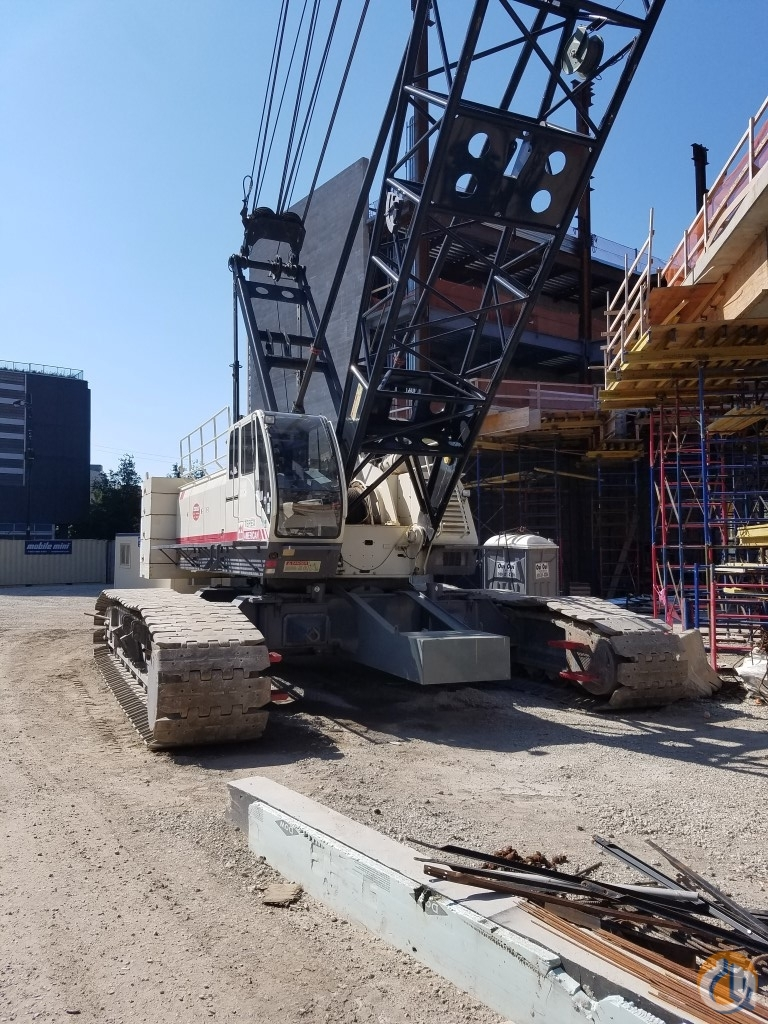 Terex HC165 For Sale Crane for Sale in Hammond Indiana on CraneNetwork.com