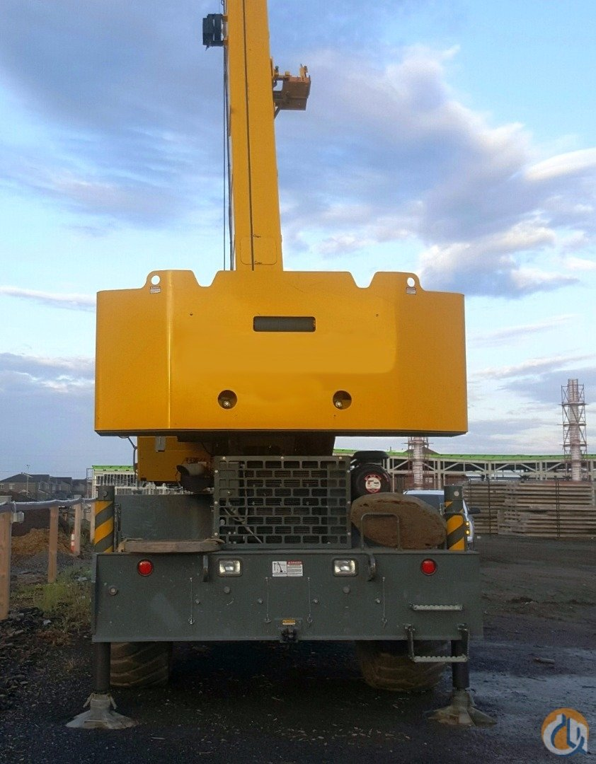 2012 Grove RT600E Crane for Sale in Oakville Ontario on CraneNetwork.com