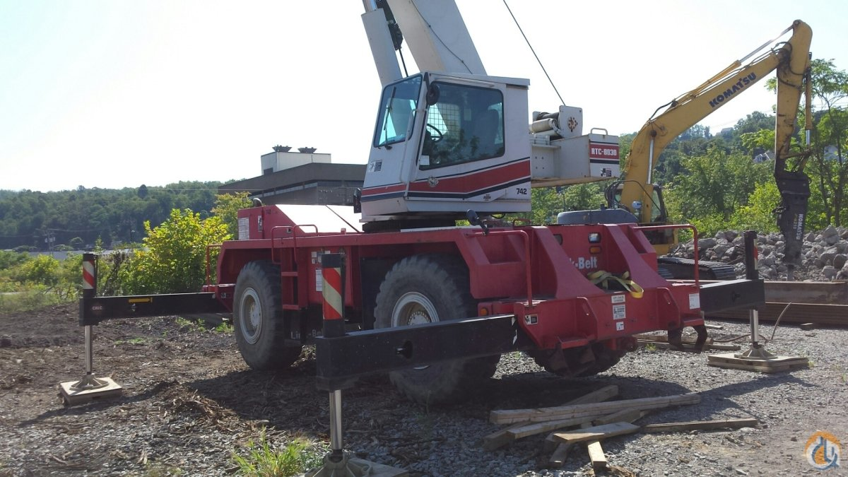 Leak-Free Ready to Work Crane for Sale on CraneNetworkcom