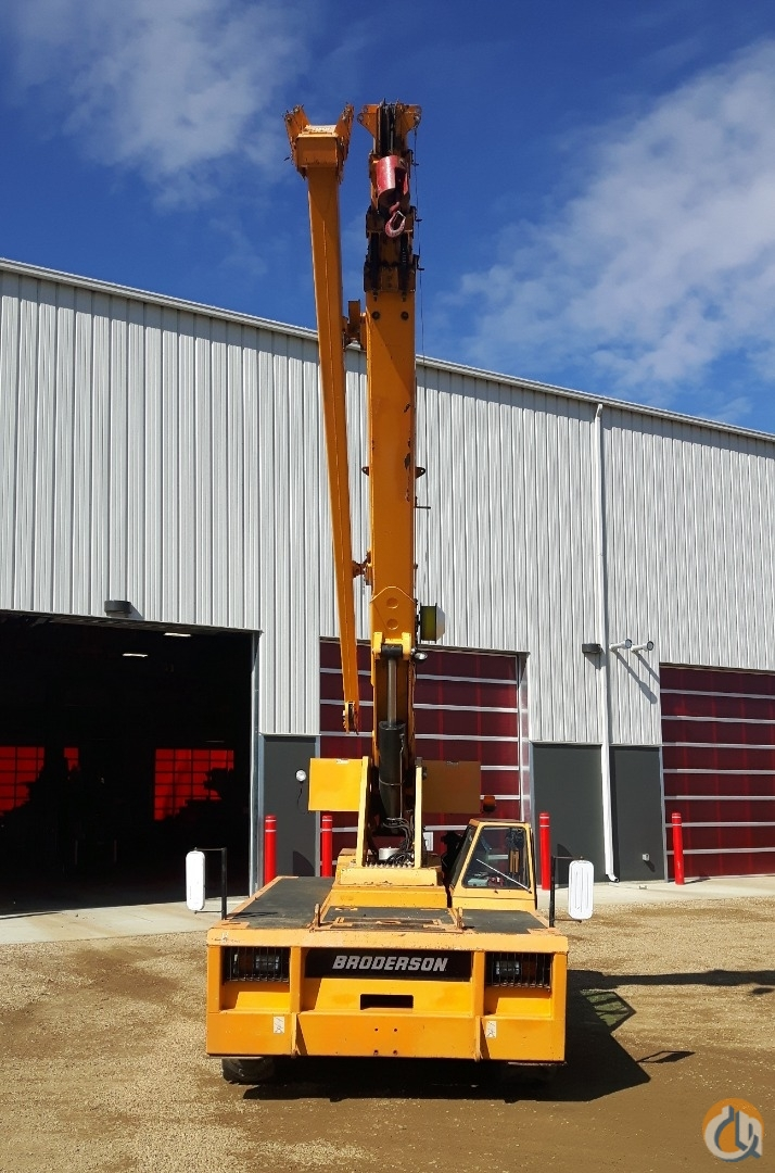 2011 BRODERSON IC200-3G Crane for Sale or Rent in Nisku Alberta on CraneNetwork.com