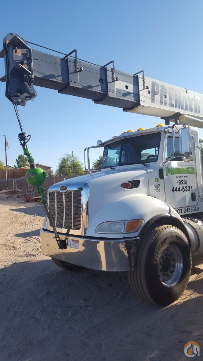 2006 TEREX RM4792 ON 2006 PETERBILT 335 CHASSIS Crane for Sale on CraneNetwork.com