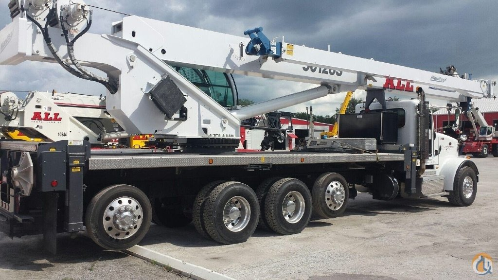 2013 MANITEX 50128S Crane for Sale in Toledo Ohio on CraneNetworkcom