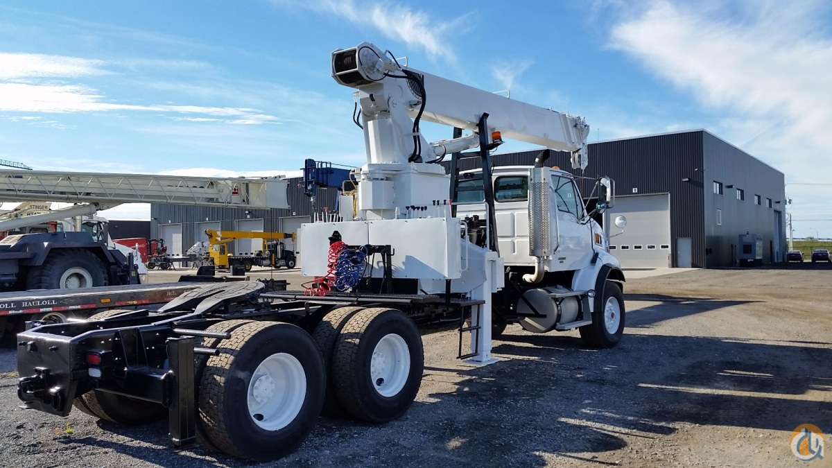 Tadano TM 1882 2005 Crane for Sale in Saint-Mathieu-de-Beloeil Qubec on CraneNetwork.com