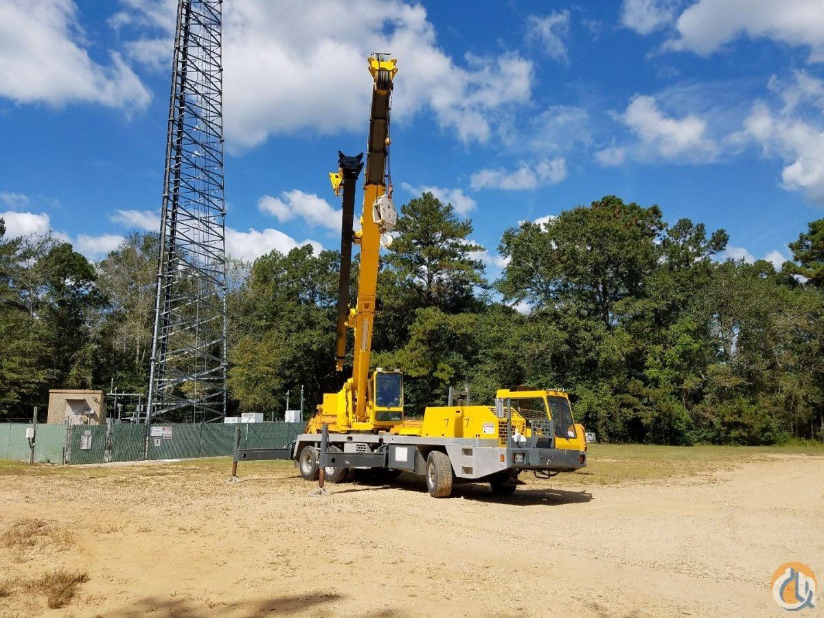 Sold 2005 Grove TMS500E Crane for  in Covington Louisiana on CraneNetworkcom