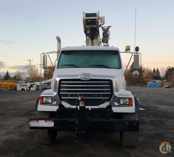 National 1195 Boom Truck Cranes Crane for Sale 2009 National 1195 in Laval  Qubec  Canada 217936 CraneNetwork