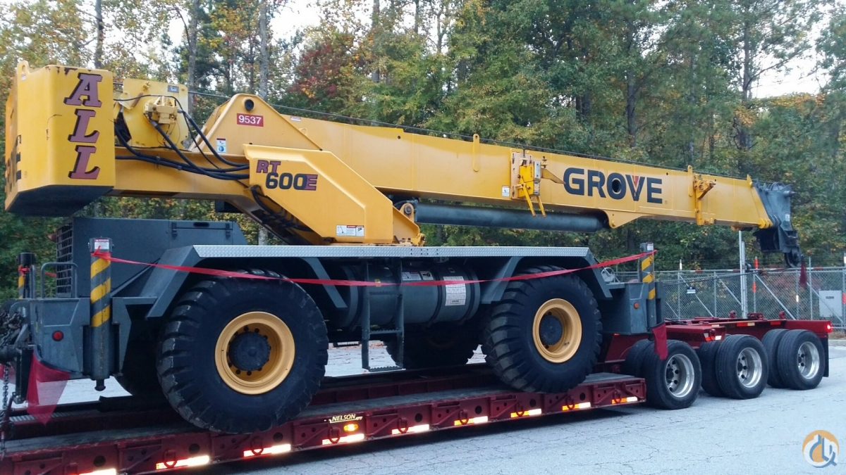 Grove RT650E For Sale Crane for Sale in Cleveland Ohio on CraneNetwork.com