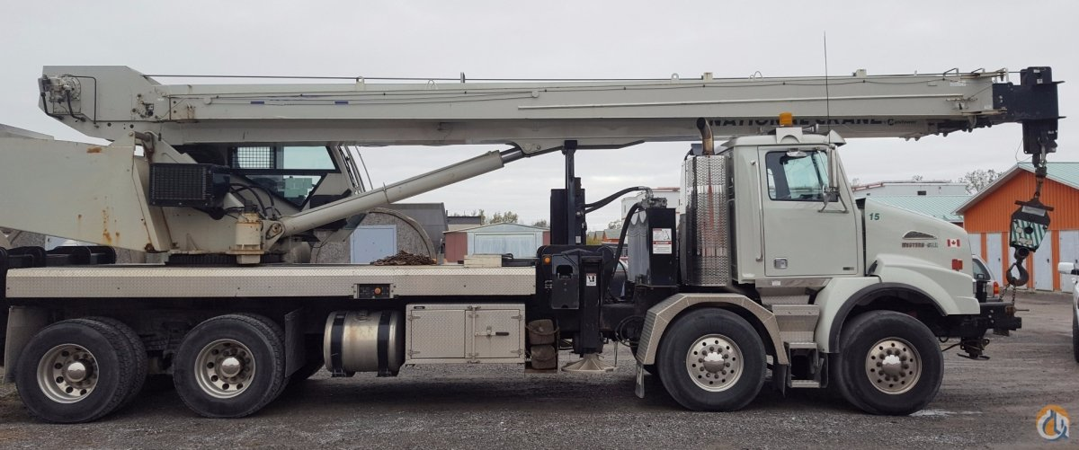 National NBT45 Boom Truck Cranes Crane for Sale 2012 NATIONAL NBT45 in Oakville  Ontario  Canada 217867 CraneNetwork