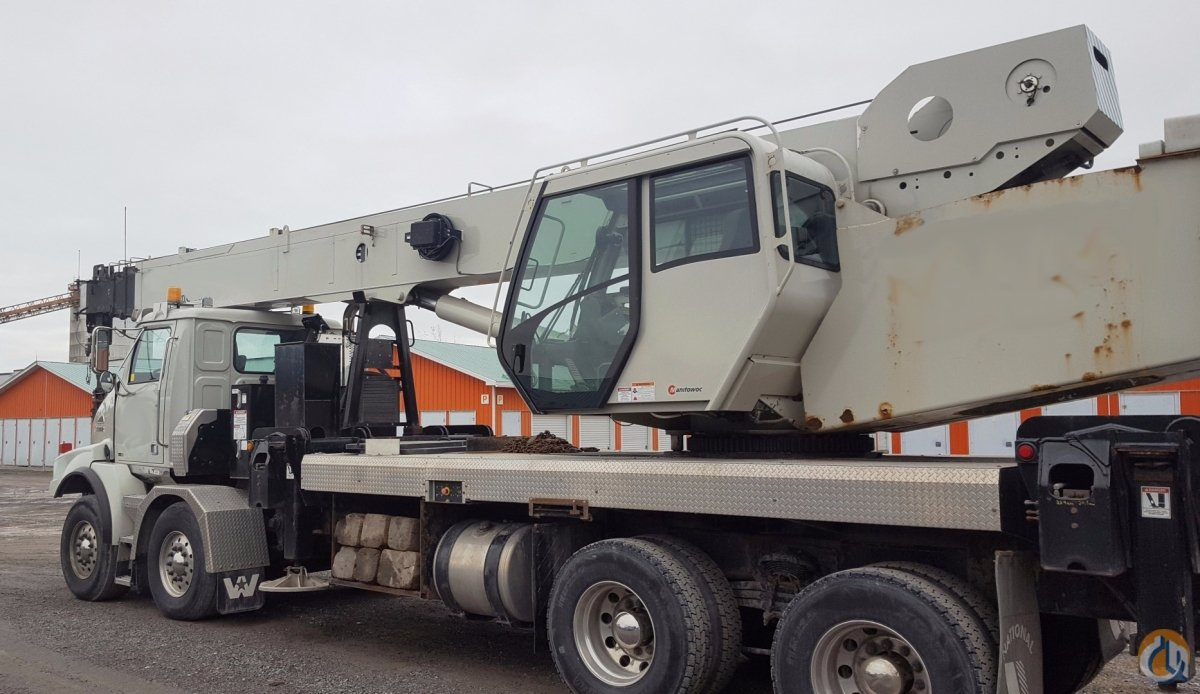 2012 NATIONAL NBT45 Crane for Sale in Oakville Ontario on CraneNetworkcom