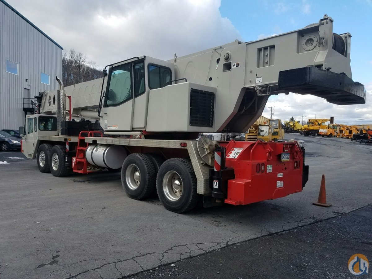 2000 Link-Belt HTC-8670 Crane for Sale in Harrisburg Pennsylvania on CraneNetworkcom