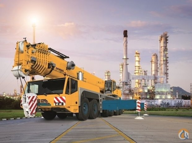 DEMAG AC 250-6 Crane for Sale in Houston Texas on CraneNetworkcom