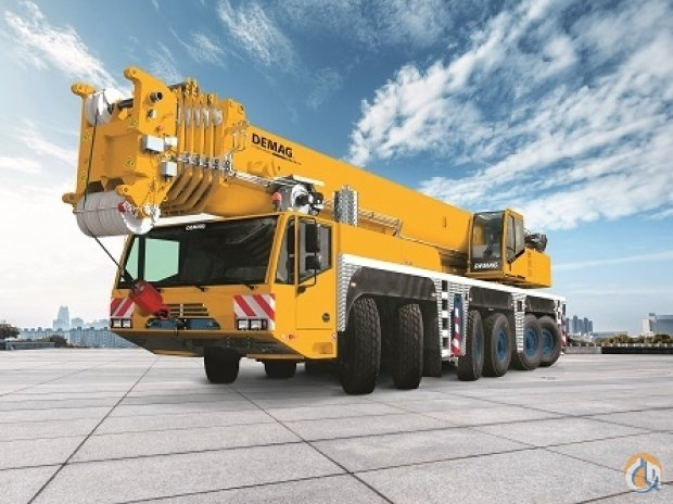 DEMAG AC 350-6 Crane for Sale in Houston Texas on CraneNetworkcom