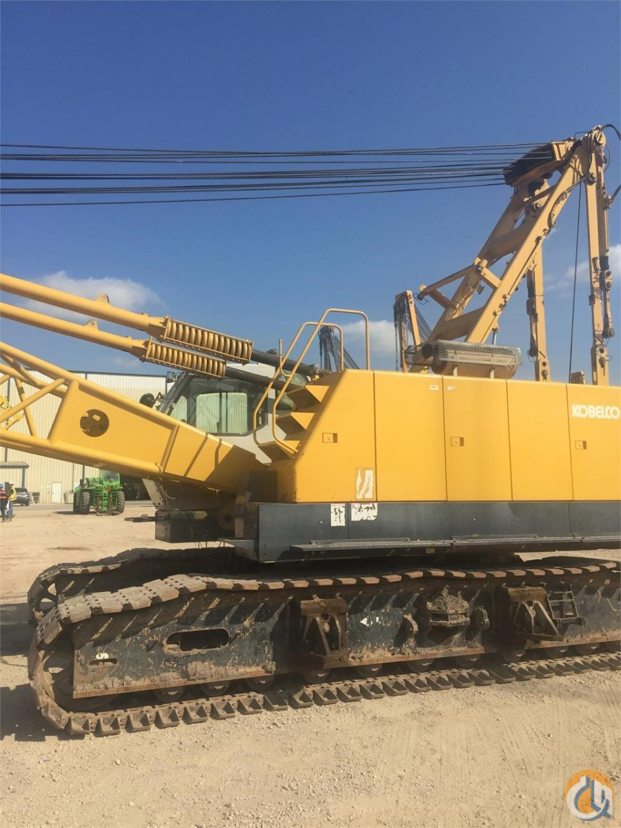 2010 KOBELCO CK1000 III Crane for Sale in Houston Texas on CraneNetwork.com