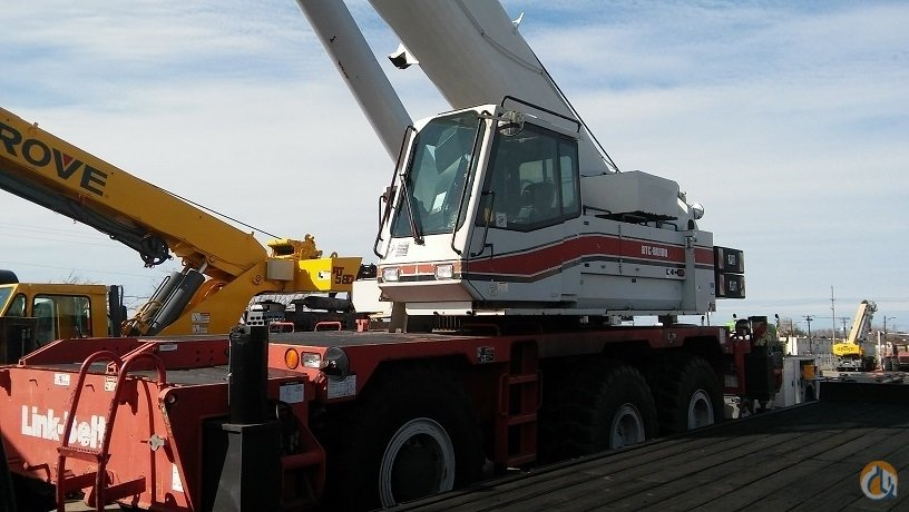 2006 LinkBelt RTC-80100 Crane for Sale on CraneNetwork.com