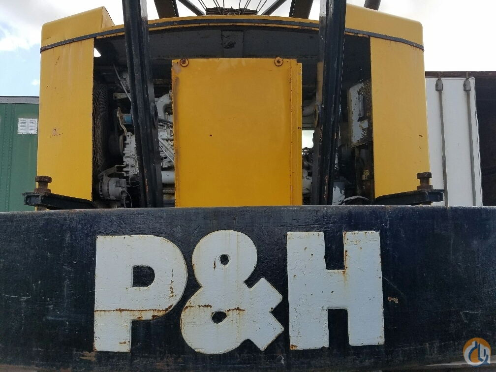 1979 PH 670W LC Crane for Sale in West Palm Beach Florida on CraneNetworkcom
