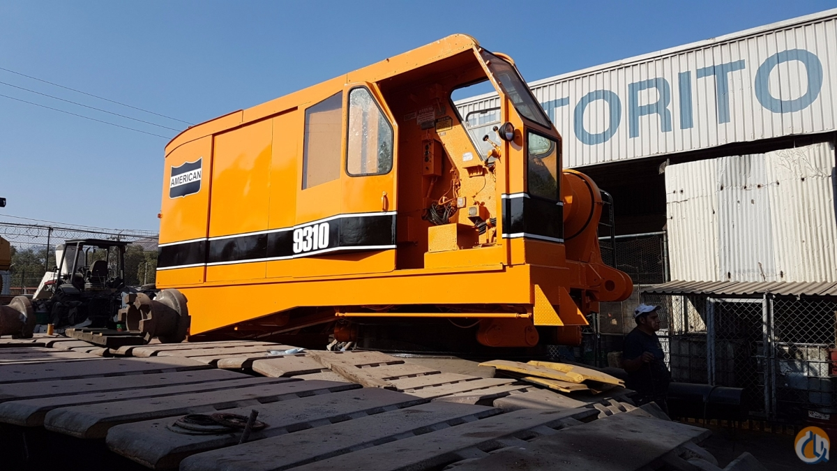 1981 AMERICAN 9310 Crane for Sale or Rent in Mexico City Mexico City on CraneNetwork.com
