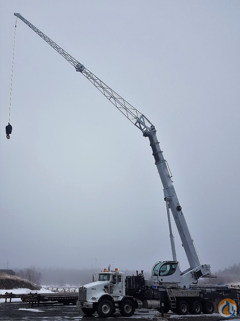 Sold 2013 MANITEX TC700 WITH SWING-AWAY JIB Crane for  on CraneNetwork.com
