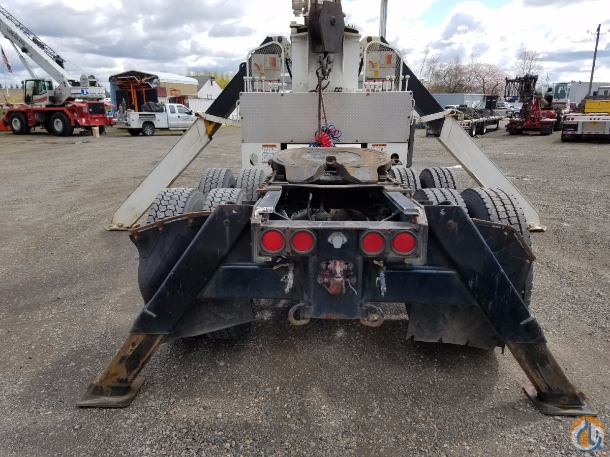 1989 SIMON-RO TC145 Crane for Sale in Salem Oregon on CraneNetwork.com