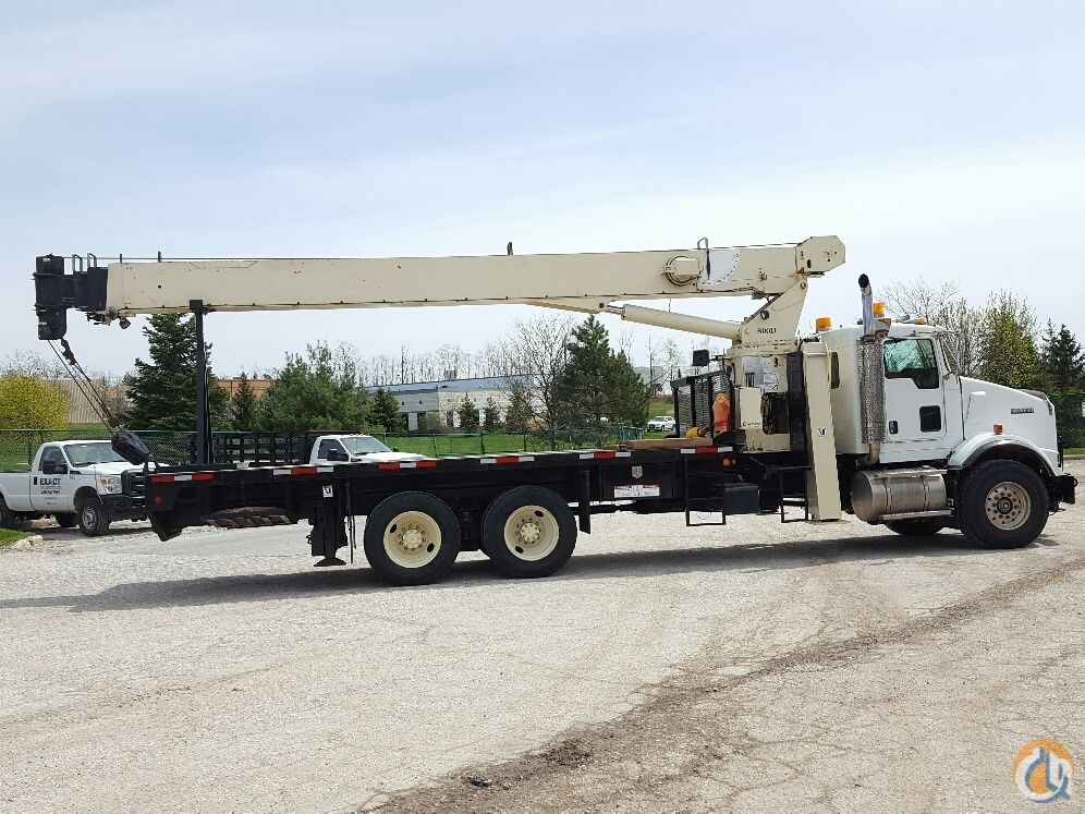 Sold 2005 National 8100D Crane for  in Solon Ohio on CraneNetwork.com