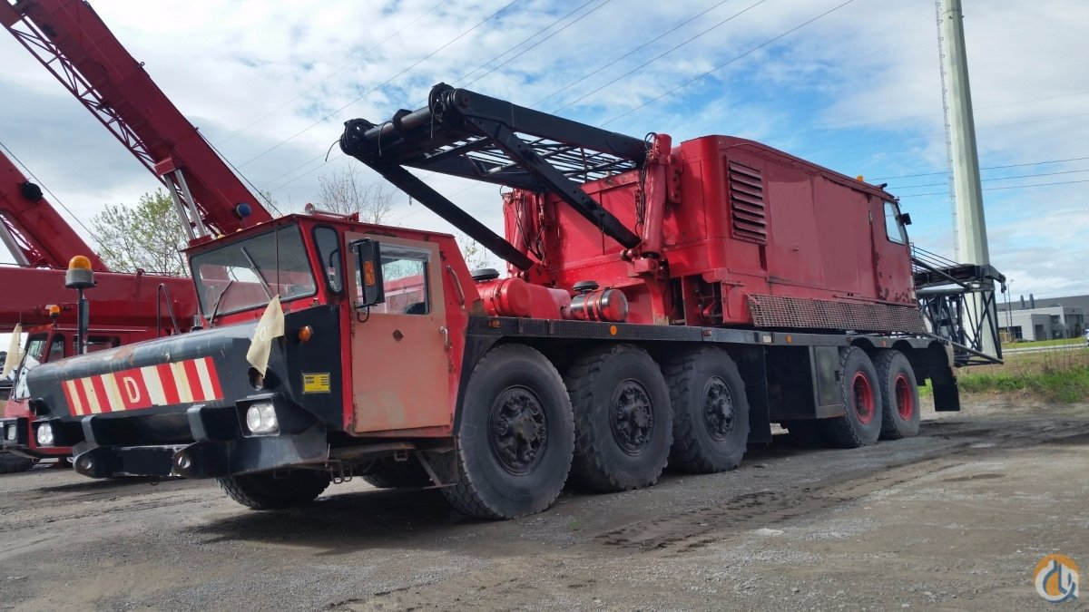 1975 American 9520 Crane for Sale in Laval Qubec on CraneNetwork.com