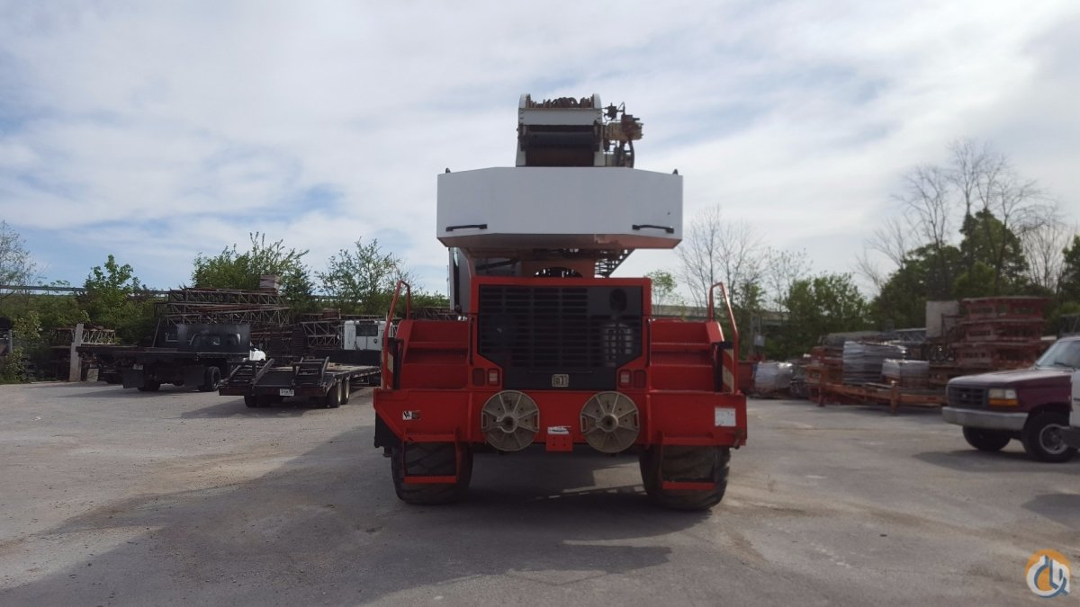 Sold 1999 Link Belt RTC-8040 Crane for  in Zionsville Indiana on CraneNetwork.com