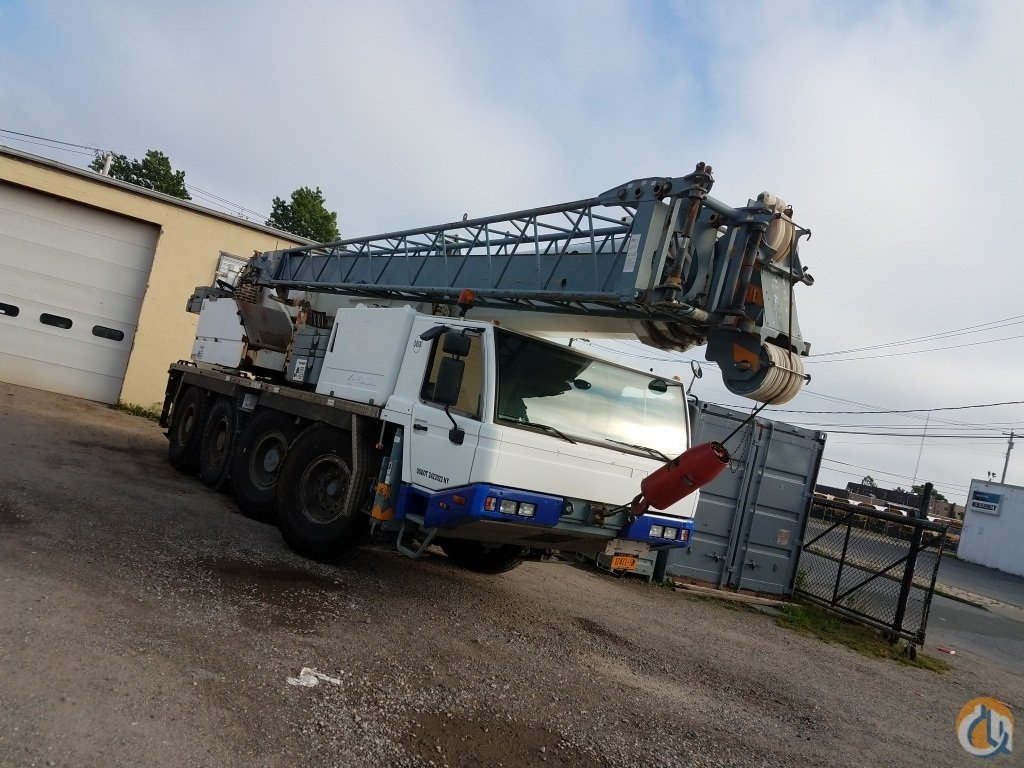 2005 Tadano ATF 650XL Crane for Sale or Rent in Copiague New York on CraneNetwork.com