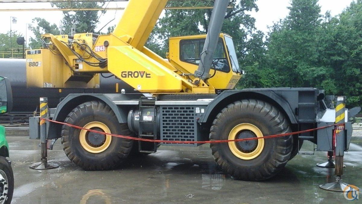 Grove RT875E For Sale Crane for Sale in Raleigh North Carolina on CraneNetwork.com