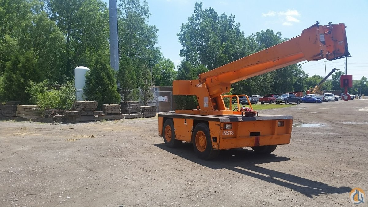 1990 Broderson IC-200-2B Crane for Sale in Southfield Michigan on CraneNetwork.com