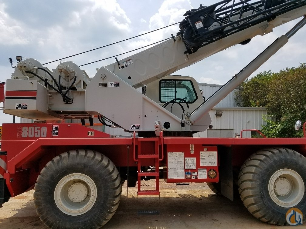2014 Link-Belt RTC-8050 Crane for Sale on CraneNetwork.com